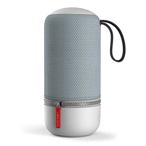 Libratone - Zipp Mini 2 - Grigio Ghiaccio - Altoparlante di Alta Qualità - Alexa, Airplay, Bluetooth, Wireless, DLNA, WiFi