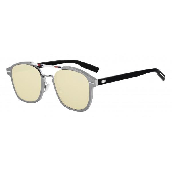 2bc2407057fc6 Dior - Sunglasses - Dior AL13.13 - Silver - Dior Eyewear - Avvenice