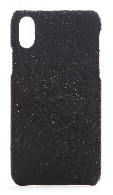 2 ME Style - Case Swarovski Crystal Fabric Black Shadow - iPhone XR - Swarovski Crystal Cover