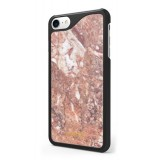 Mikol Marmi - Red Verona Marble iPhone Case - iPhone XR - Real Marble Case - iPhone Cover - Apple - Mikol Marmi Collection