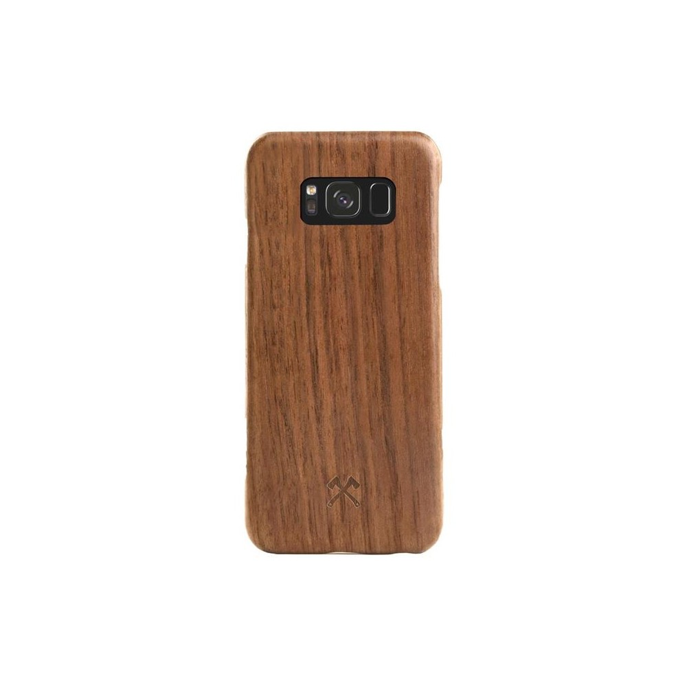 Woodcessories - Walnut / Cevlar Cover - iPhone 11 - Wooden Cover
