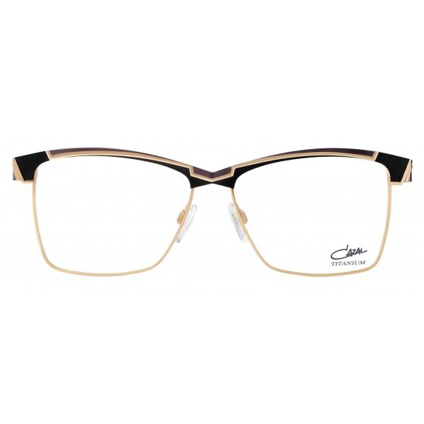 010731dad Cazal - Vintage 1237 - Legendary - Black Gold - Optical Glasses - Cazal  Eyewear - Avvenice
