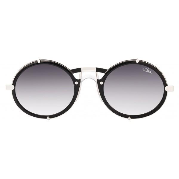 Cazal - Vintage 644 - Dwen D. Corréa - Legendary - Limited Edition - Nero - Argento - Occhiali da Sole - Cazal Eyewear