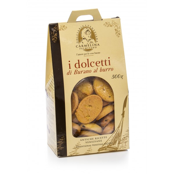 Biscotteria Veneziana - Carmelina Palmisano - Esse Sweets Bag