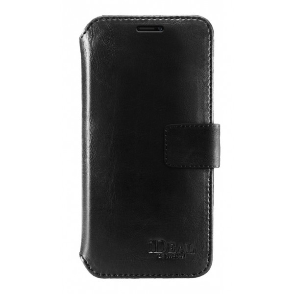 iDeal of Sweden - STHLM Wallet Cover - Black - iPhone X / XS - iPhone Case - New Fashion Collection