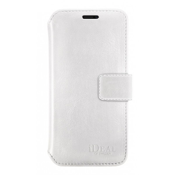 iDeal of Sweden - STHLM Wallet Cover - White - iPhone X / XS - iPhone Case - New Fashion Collection