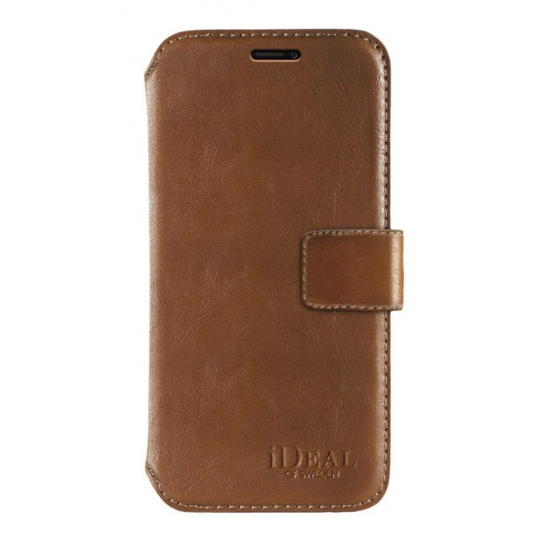 iDeal of Sweden - STHLM Wallet Cover - Brown - iPhone X / XS - iPhone Case - New Fashion Collection