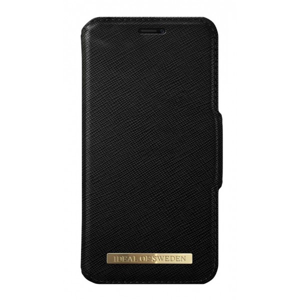 iDeal of Sweden - Fashion Wallet Cover - Black - iPhone X / XS - iPhone Case - New Fashion Collection