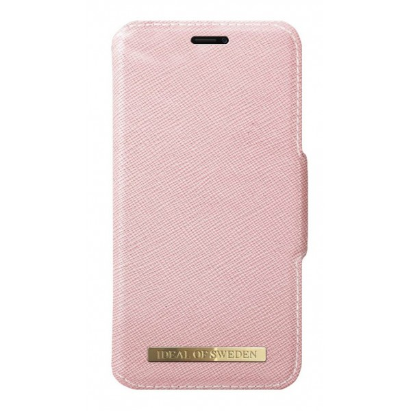 iDeal of Sweden - Fashion Wallet Cover - Rosa - iPhone X / XS - Custodia iPhone - New Fashion Collection