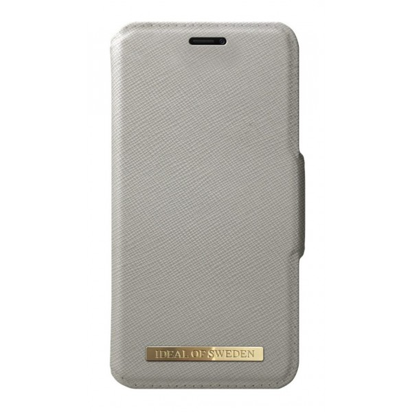 iDeal of Sweden - Fashion Wallet Cover - Grey - iPhone X / XS - iPhone Case - New Fashion Collection