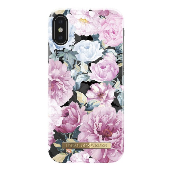 iDeal of Sweden - Fashion Case Cover - Peony Garden - iPhone X / XS - Custodia iPhone - New Fashion Collection