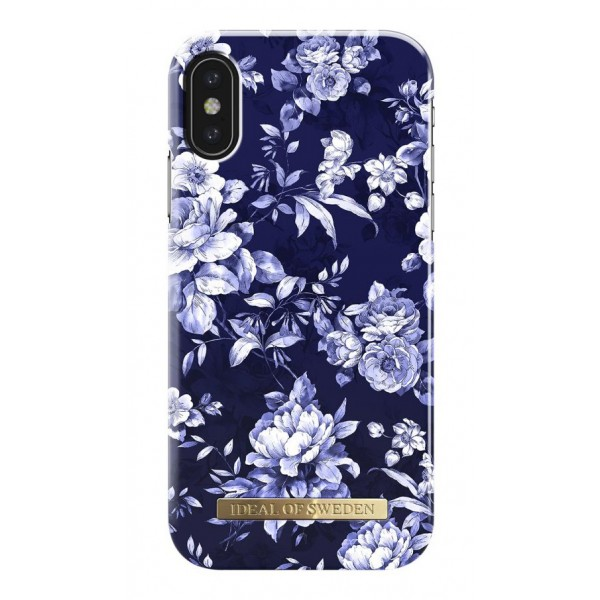 iDeal of Sweden - Fashion Case Cover - Sailor Blue Bloom - iPhone X / XS - Custodia iPhone - New Fashion Collection