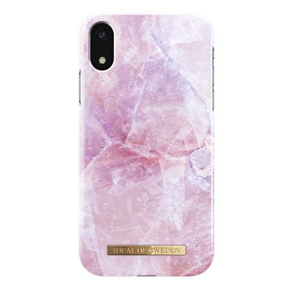 iDeal of Sweden - Fashion Case Cover - Pink Marble - iPhone X / XS - iPhone Case - New Fashion Collection