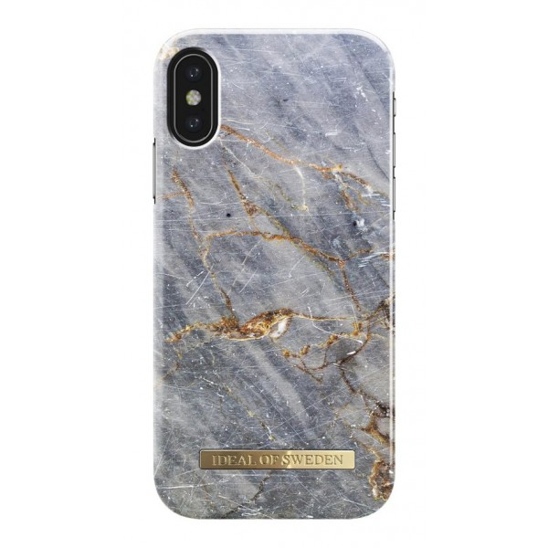 iDeal of Sweden - Fashion Case Cover - Royal Grey Marble - iPhone X / XS - iPhone Case - New Fashion Collection