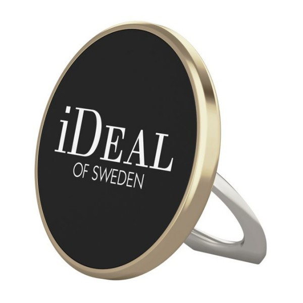 iDeal of Sweden - Magnetic Ring Mount Universal - Gold - iPhone - Samsung - Phone Holders & Magnetic Mounts