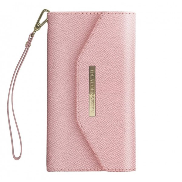 iDeal of Sweden - Mayfair Clutch Cover - Pink - Samsung S9+ - iPhone Case - New Fashion Collection
