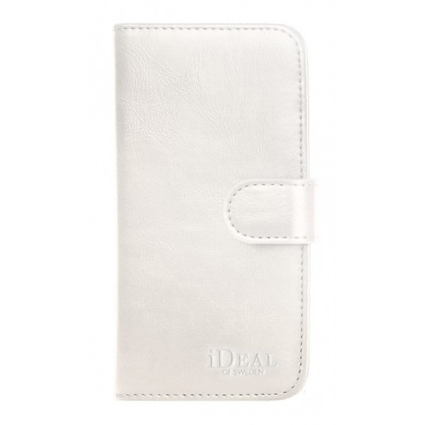 iDeal of Sweden - Magnet Wallet Cover - White - Samsung S9 - iPhone Case - New Fashion Collection