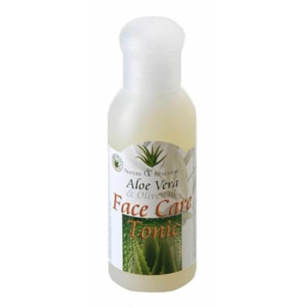 Naturalis - Natura & Benessere - Face Care Tonic - Organic Protect & Repair - Crema Rinfrescante e Lenitiva Bio - Aloe Vera