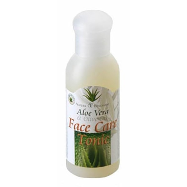Naturalis - Natura & Benessere - Face Care Tonic - Organic Protect & Repair - Organic Moisturizing Cream - Aloe Vera
