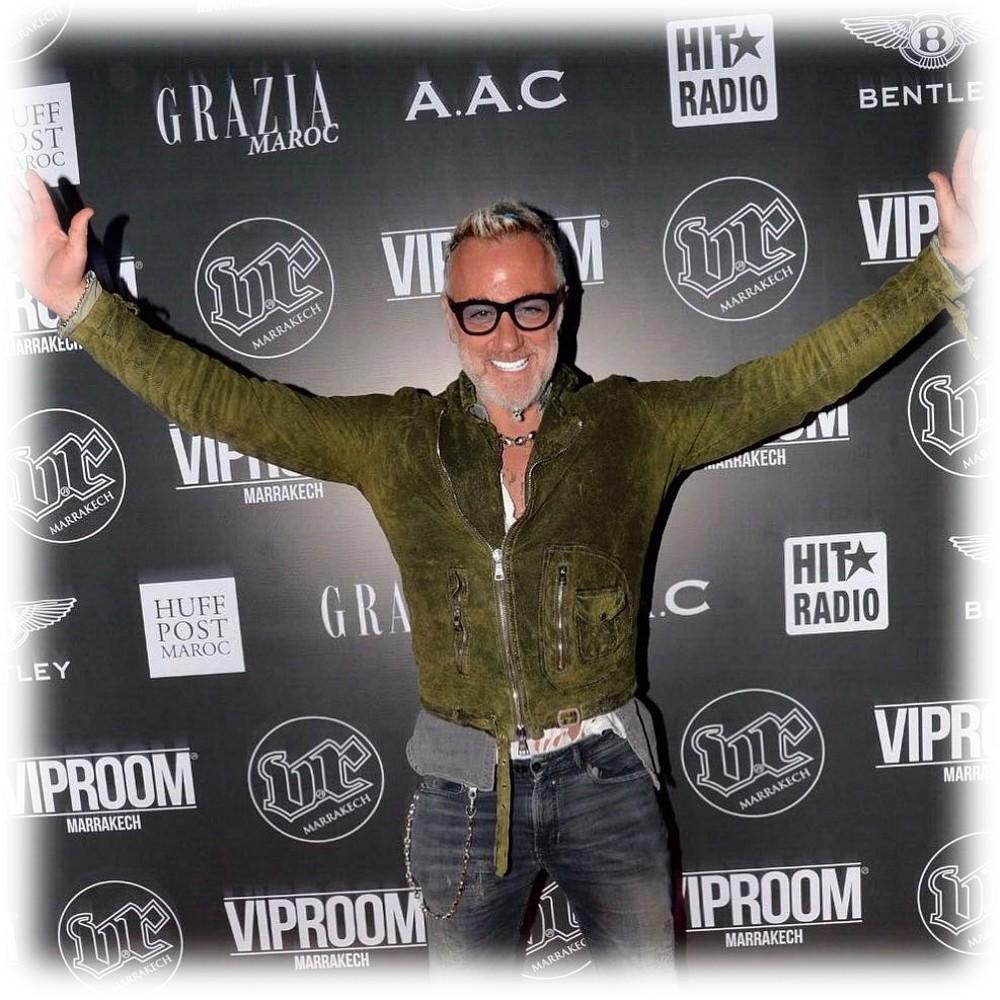 5438482f9f40 ... Italia Independent - Velvet 0090V - Gianluca Vacchi - Black Velvet -  009.000 - Sunglasses ...