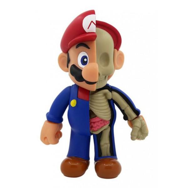 Fame Master - Small Baby Cupid - Super Mario - Plumber - 4D Master - Mighty  Jaxx - Jason Freeny - Anatomy - XX Ray - Art Toys