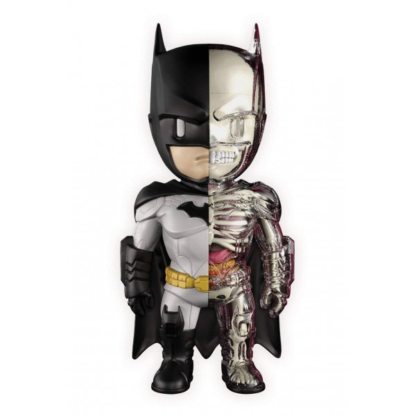 Fame Master - XXRay Batman - 4D Master - Mighty Jaxx - Jason Freeny - Body Anatomy - XX Ray - Art Toys