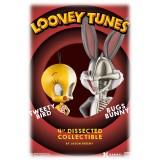 Fame Master - XXRay Bugs Bunny - 4D Master - Mighty Jaxx - Jason Freeny - Body Anatomy - XX Ray - Art Toys