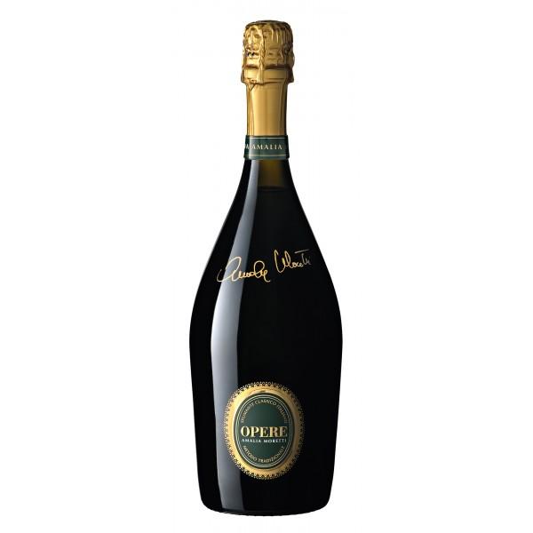 Villa Sandi - Reserve Amalia Moretti - Opere Trevigiane - Quality Sparkling Wine Classic Method V.S.Q. Brut