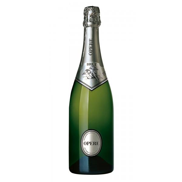 Villa Sandi - Brut - Opere Trevigiane - Quality Sparkling Wine Classic Method V.S.Q. Brut - Prosecco & Sparking Wines