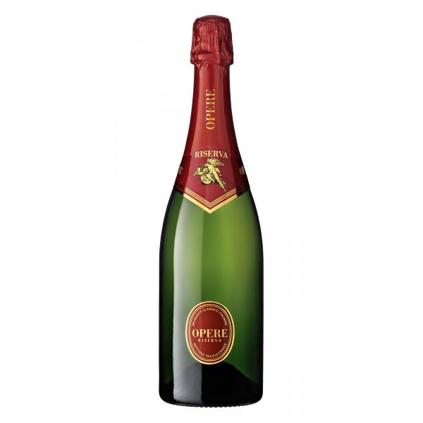 Villa Sandi - Riserva - Opere Trevigiane - Quality Sparkling Wine Classic Method V.S.Q. Brut - Prosecco & Sparking Wines
