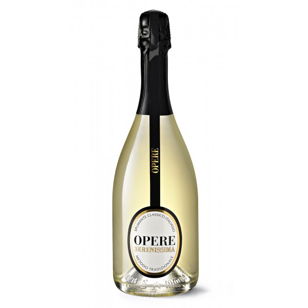 Villa Sandi - Serenissima D.O.C. - Opere Trevigiane - Quality Sparkling Wine Classic Method V.S.Q. Brut - Prosecco & Sparking