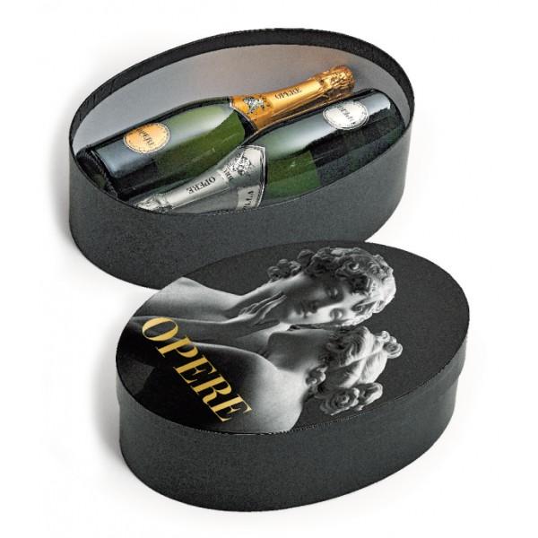 Villa Sandi - Opere Trevigiane - Gift Box 2 Bt - Cappelliera - Brut & Millesimato - Prosecco & Sparking Wines