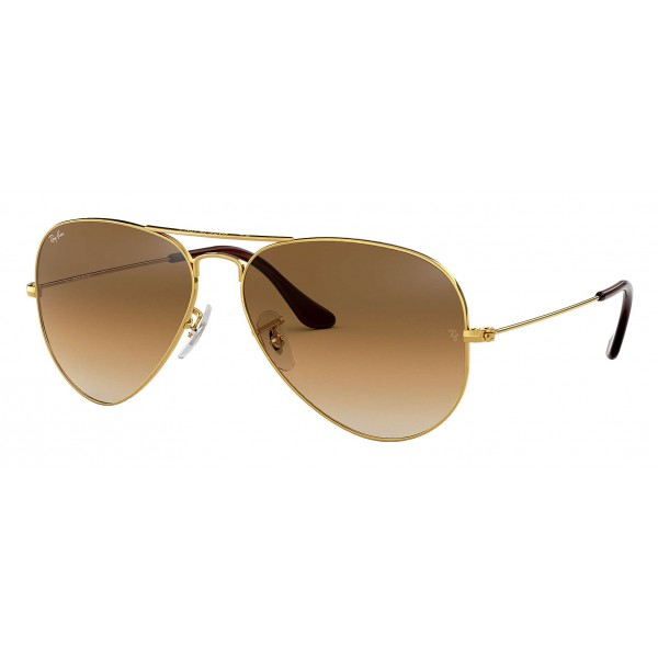 84488371c0 Ray-Ban - RB3025 001 51 - Original Aviator Gradient - Gold - Light Brown  Gradient Lenses - Sunglass - Ray-Ban Eyewear - Avvenice