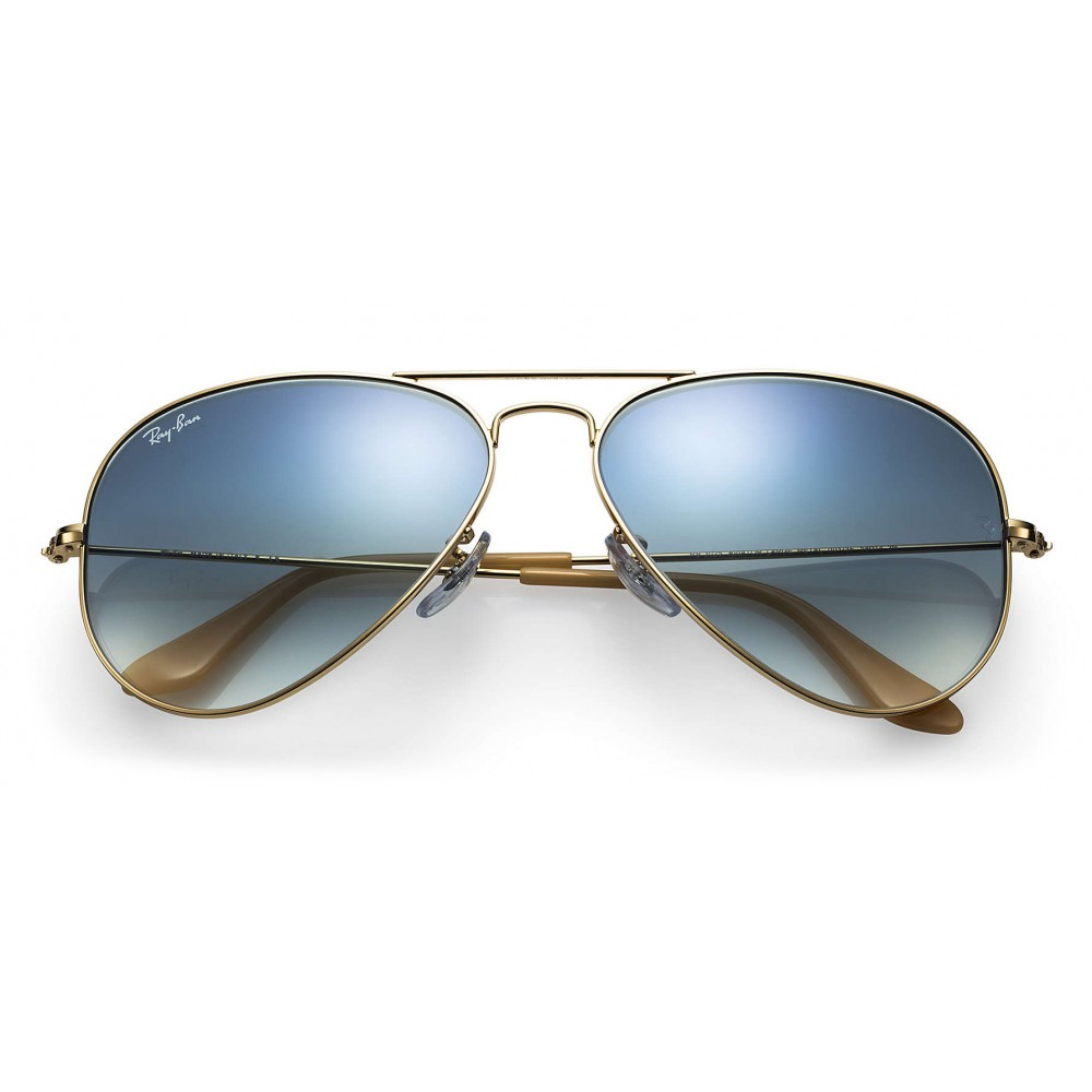 Ray Ban RB3025 0013F Original Aviator Gradient Oro