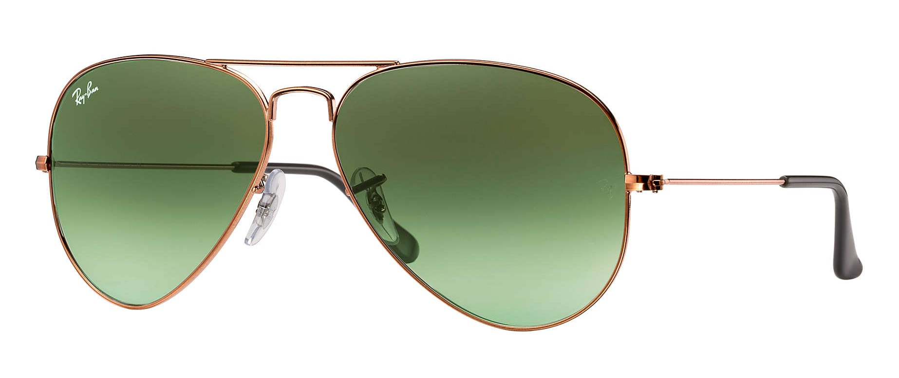 54b61f4e19 Ray-Ban - RB3025 9002A6 - Original Aviator Gradient - Bronze-Copper - Green  Gradient Lenses - Sunglass - Ray-Ban Eyewear - Avvenice