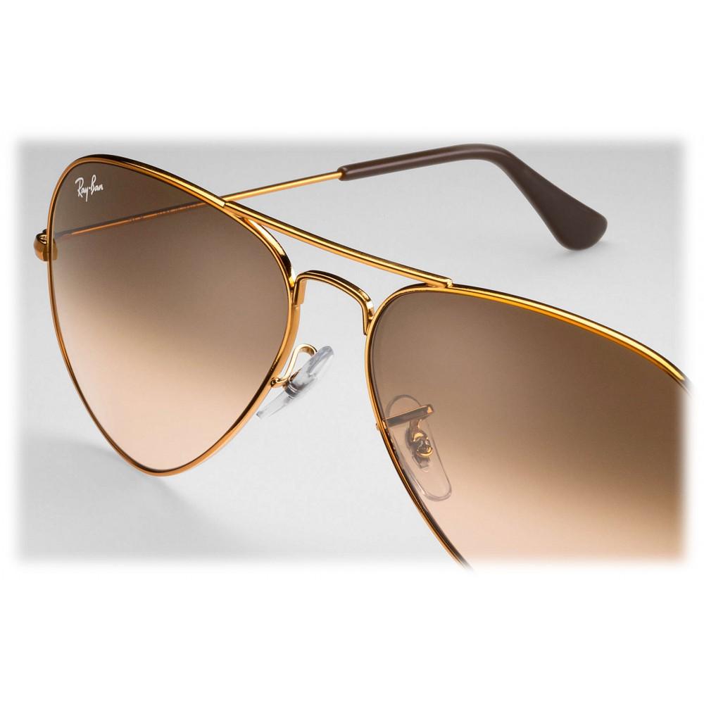 597ad863c57 ... Ray-Ban - RB3025 9001A5 - Original Aviator Gradient - Bronze-Copper -  Pink