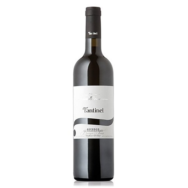 Fantinel - Borgo Tesis - Refosco dal Peduncolo Rosso D.O.C. - Vino Rosso