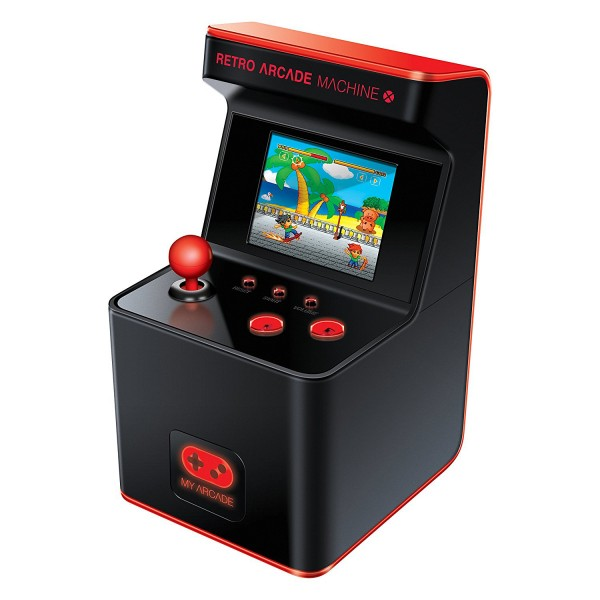 My Arcade - DGUN-2593 - Dreamgear Retro Machine X with 300 Built-in Video Games - Collectible Portable Machine - Retro Gaming