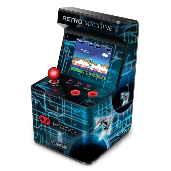 My Arcade - DGUN-2577 - Dreamgear Retro Machine with 200 Built-in Video Games - Collectible Portable - Retro Gaming