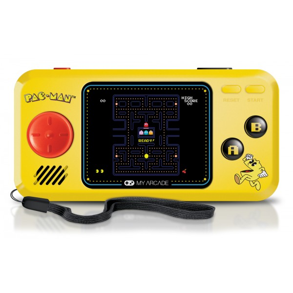 My Arcade - DGUNL-3227 - Pac-Man™ Pocket Player™ - Collectible Portable Micro Player - My Arcade - Retro Gaming