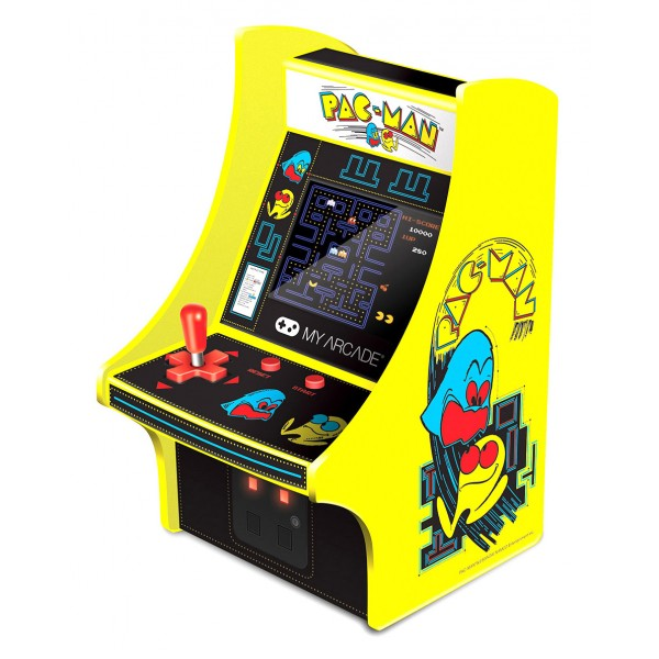 My Arcade - DGUNL-3227 - Pac-Man™ Pocket Player™ - Micro Player Portatile da Collezione - My Arcade - Retro Gaming