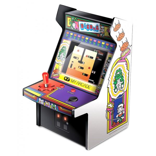 My Arcade - DGUNL-3221 - Dig Dug™ Micro Player™ - Micro Player Portatile da Collezione - My Arcade - Retro Gaming