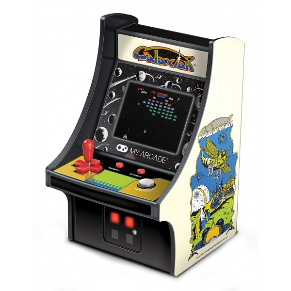 My Arcade - DGUNL-3223 - Galaxian™ Micro Player™ - Micro Player Portatile da Collezione - My Arcade - Retro Gaming