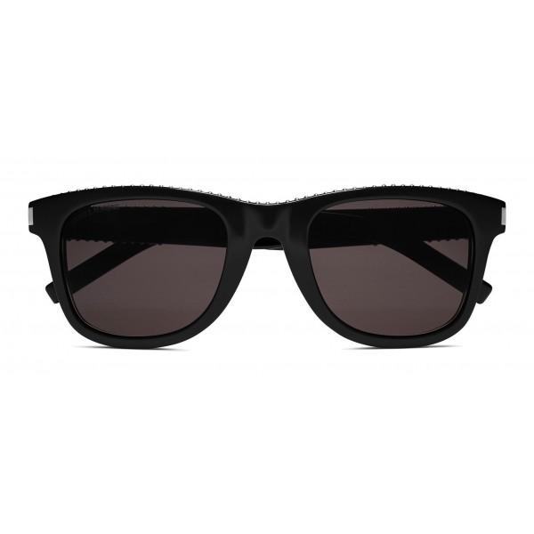 a42f16a4 Yves Saint Laurent - Classic SL 51 Studs Square Wellington Frame Sunglasses  - Black - Saint Laurent Eyewear