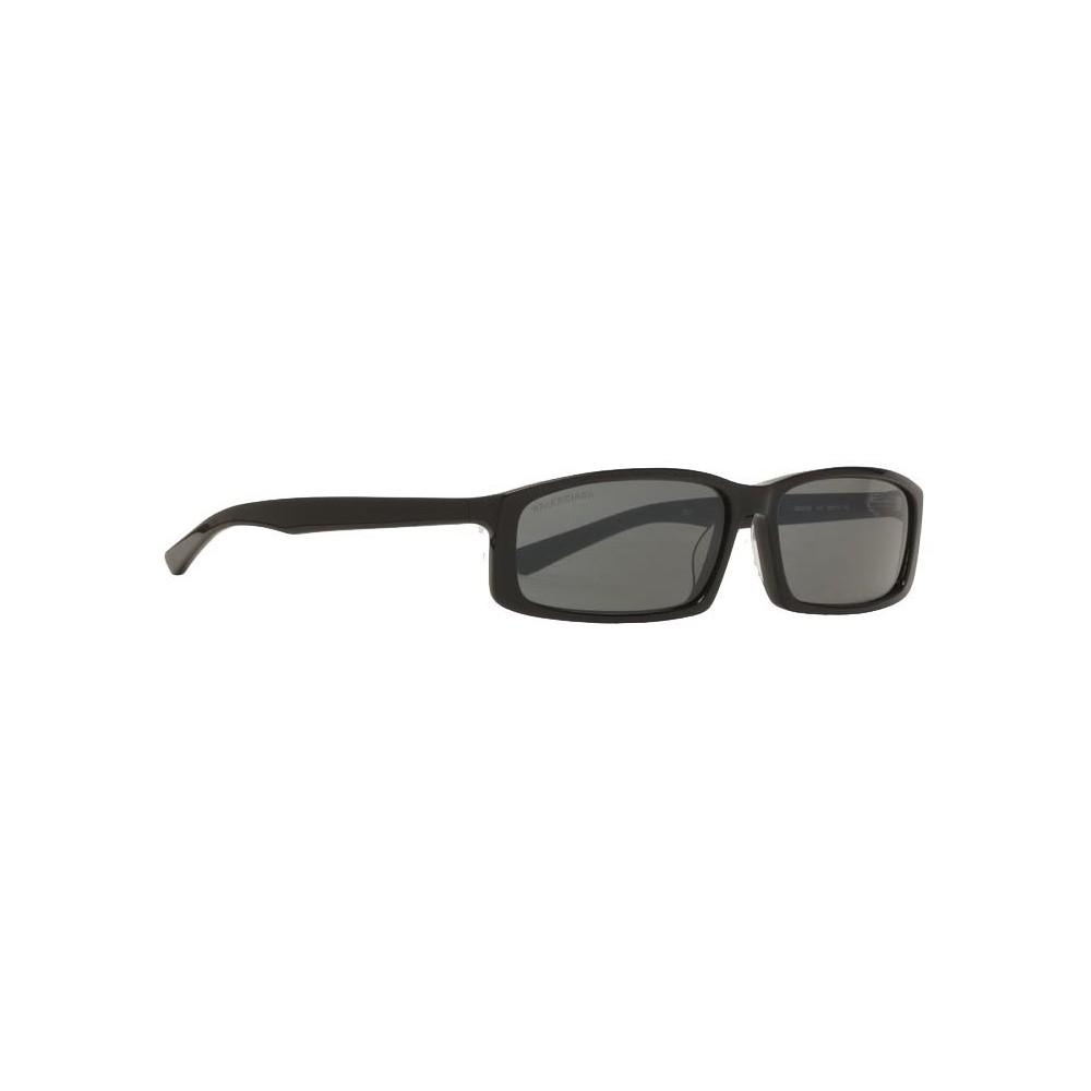 Acetate Neo Black Square Sunglasses In With Balenciaga gx0q1w