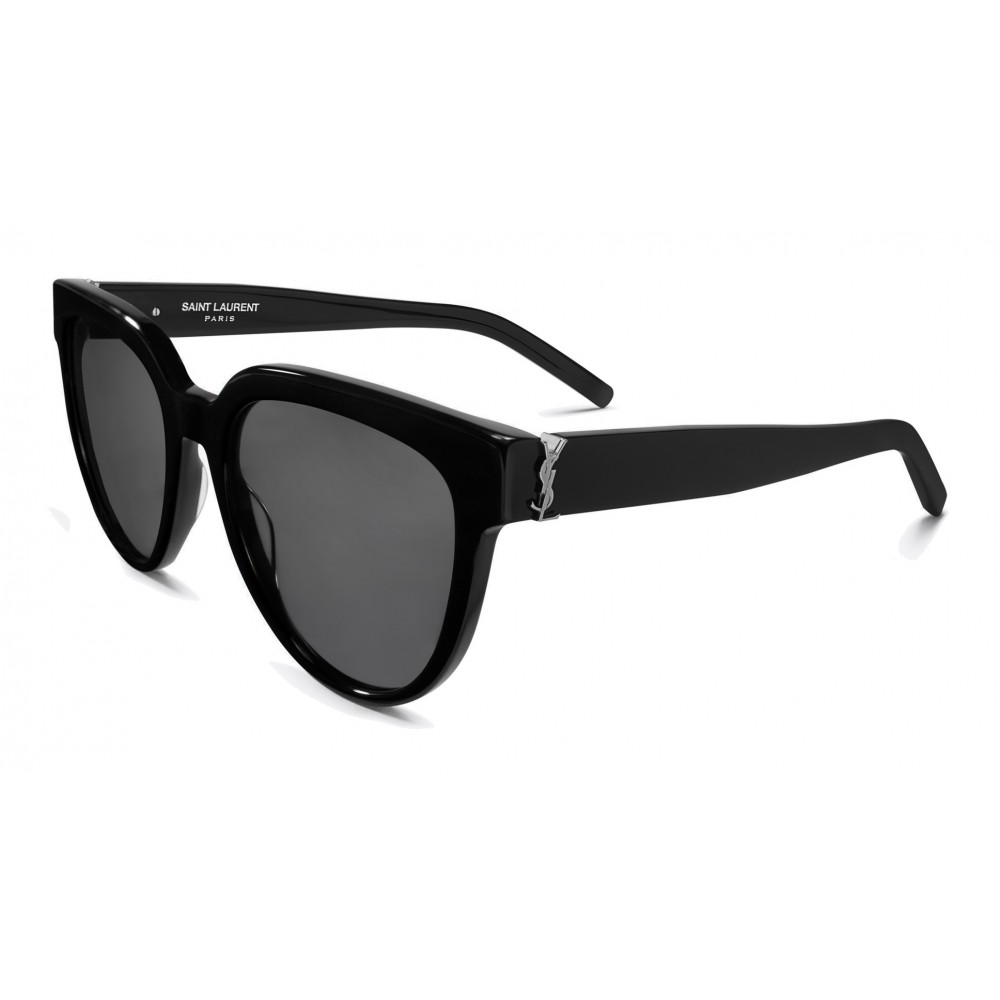 aebed00305 ... Yves Saint Laurent - Monogramme SL M28 Cat Eye Sunglasses with Nylon  Lenses and Acetate Temples