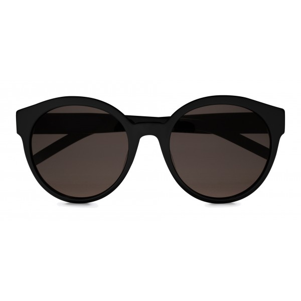 4a5dadd509 Yves Saint Laurent - Monogramme SL M31 Cat Eye Sunglasses with Nylon Lenses  and Acetate - Bright Black - Saint Laurent Eyewear - Avvenice