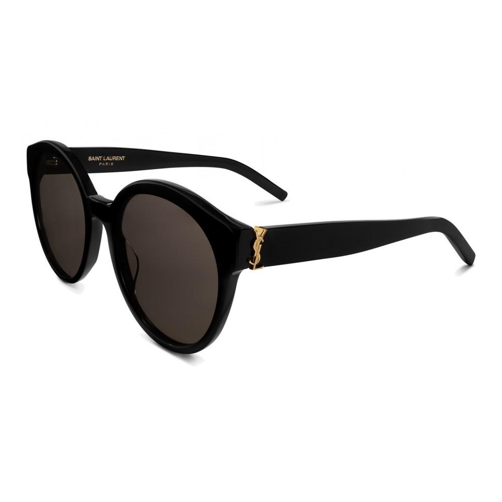 fbca0b74b1 ... Yves Saint Laurent - Monogramme SL M31 Cat Eye Sunglasses with Nylon  Lenses and Acetate -