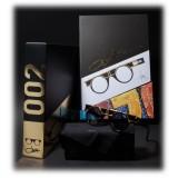 Cazal - Vintage 002 - Legendary - Limited Edition - Bianco - Oro - Occhiali da Sole - Cazal Eyewear
