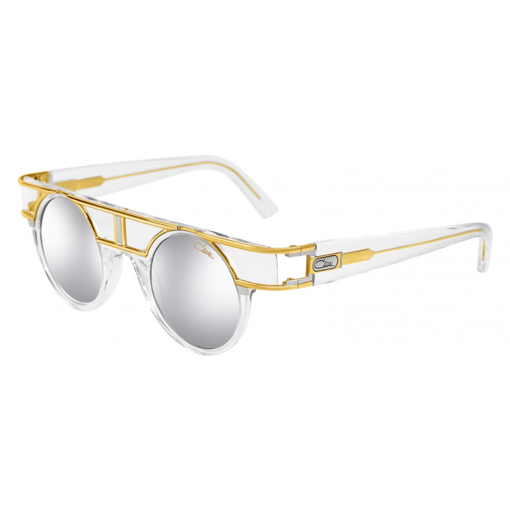 b9d75f5579 ... Cazal - Vintage 002 - Legendary - Limited Edition - White - Gold -  Sunglasses ...